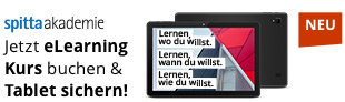 E-Learning Tablet Aktion
